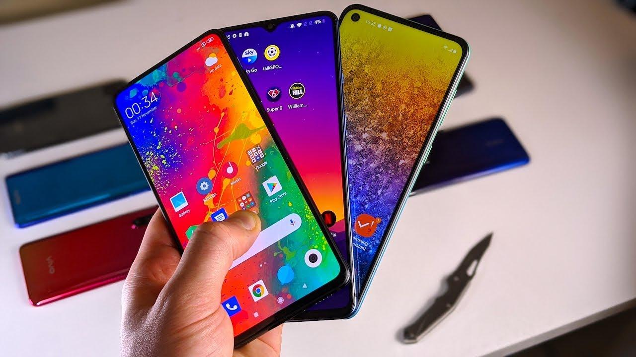Top 5 Best Mobile Phones Under 5000 in India - 2020 ...