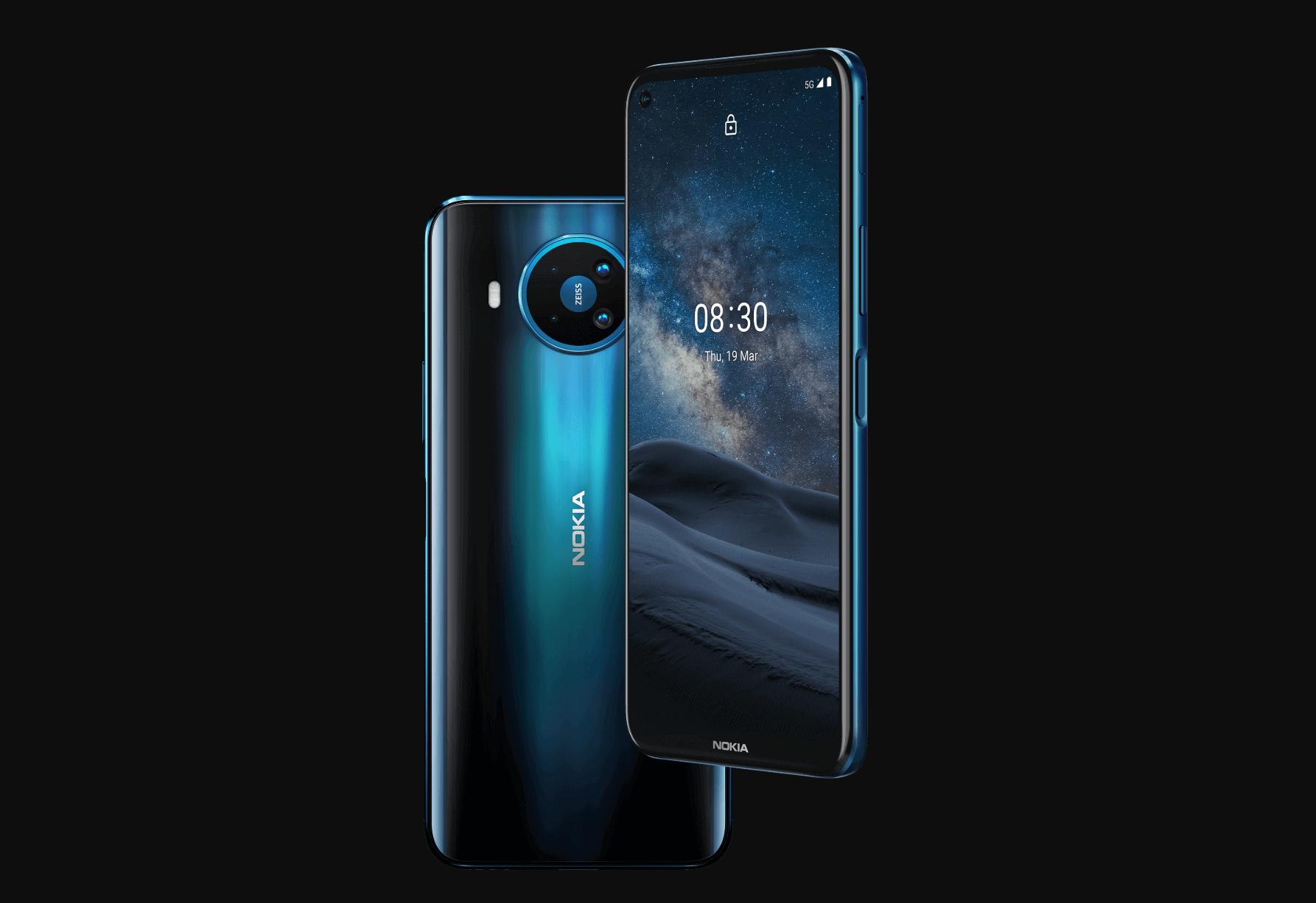 Nokia 8.3 price in India