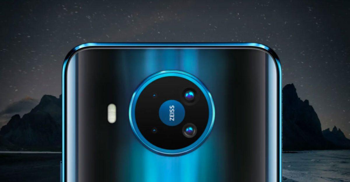 Nokia 8.3 5G Camera