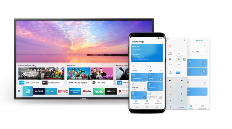 Samsung screen mirroring