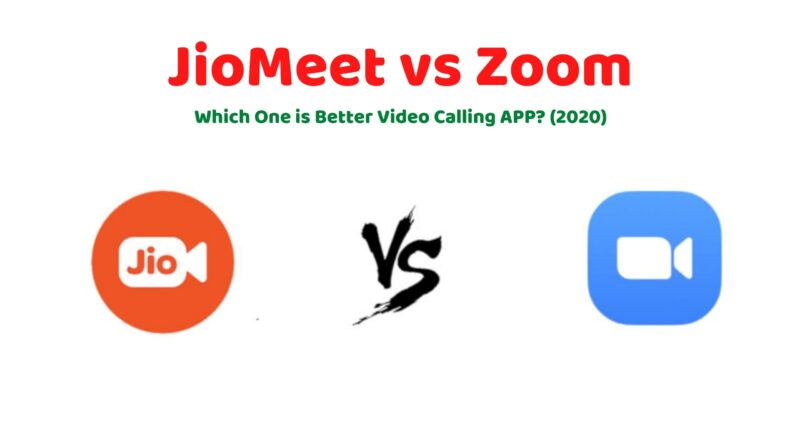 JioMeet vs Zoom Which One is Better Video Calling APP