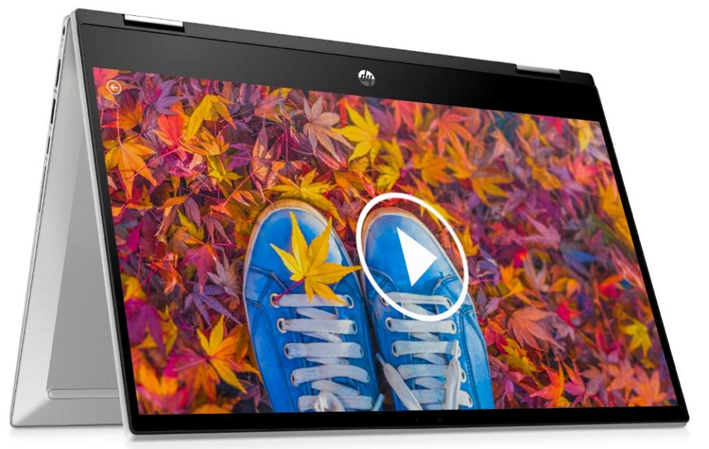 HP Pavilion x360 14-inch FHD Touchscreen