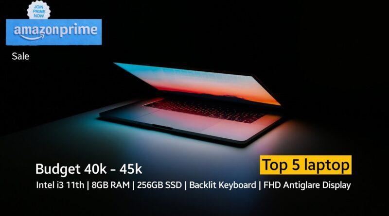 best laptops under 45000